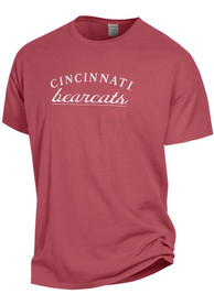 Cincinnati Bearcats Womens New Basic T-Shirt - Red