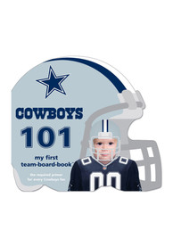 Dallas Cowboys 101: My First Text Children's Book