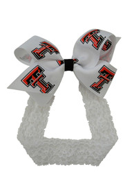Texas Tech Red Raiders Lace Toddler Headband