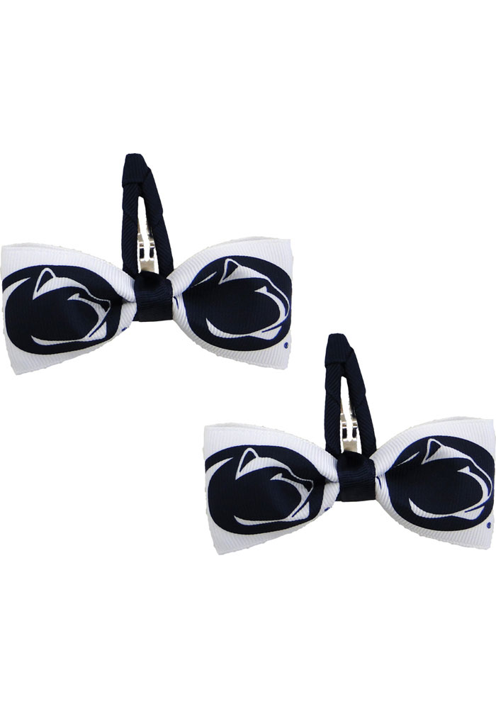 Penn State Nittany Lions Clippies Baby Hair Barrette - Image 1