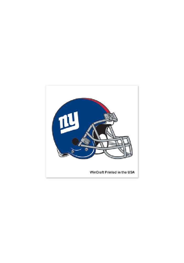 New York Giants 4 Pack Tattoo - Image 1