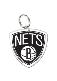 Brooklyn Nets Acrylic Keychain