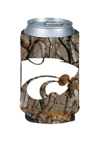 K-State Wildcats Camo Can Coolie