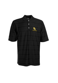 Baylor Bears Antigua Tone Polo Shirt - Black