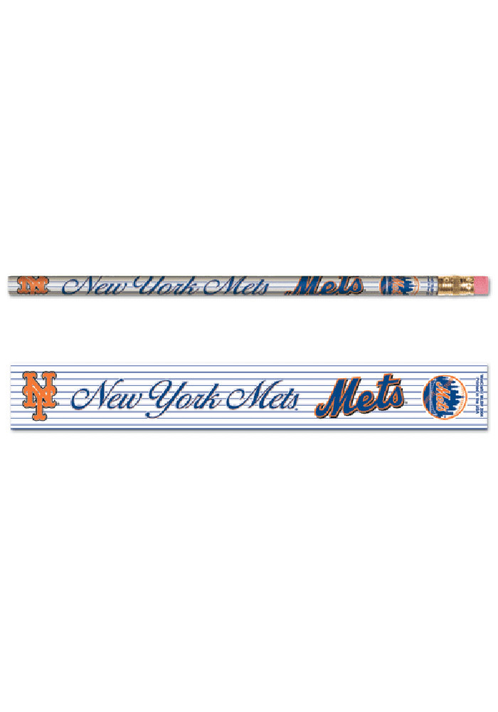 New York Mets 6 Pack Pencil - Image 1
