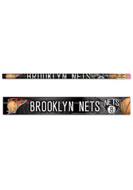 Brooklyn Nets 6 Pack Pencil