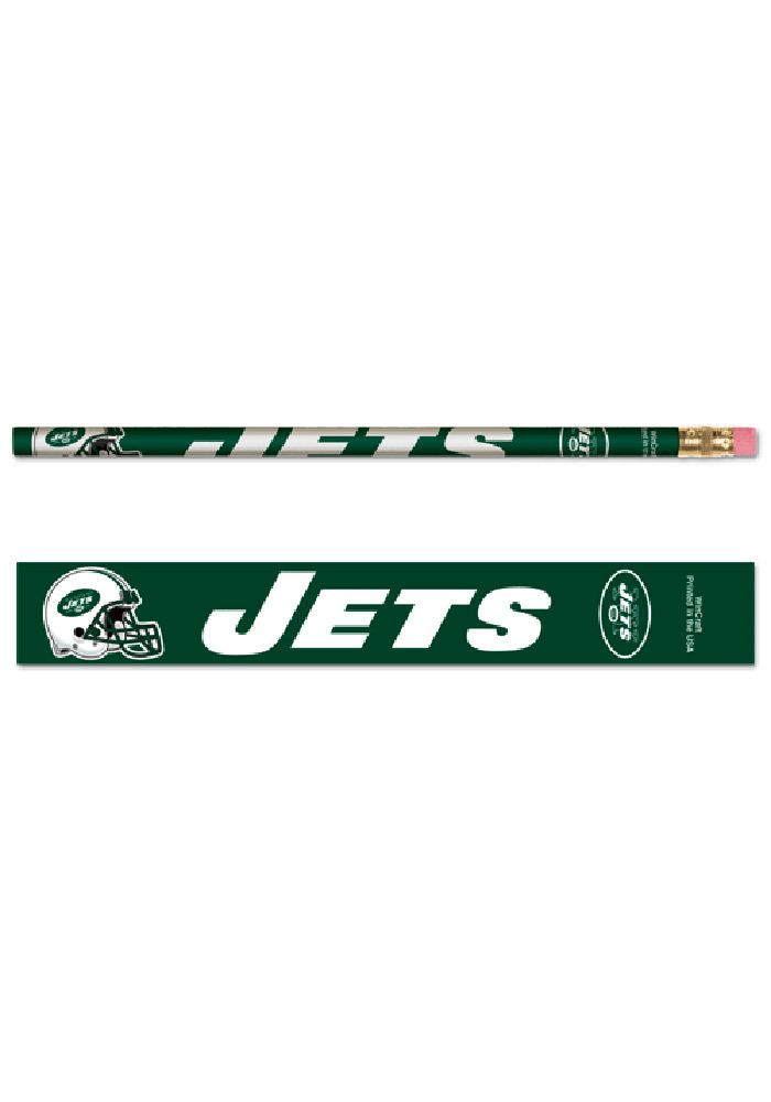 New York Jets 6 Pack Pencil - Image 1