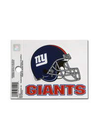 New York Giants Small Auto Static Cling