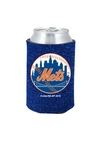 New York Mets Glitter Can Coolie