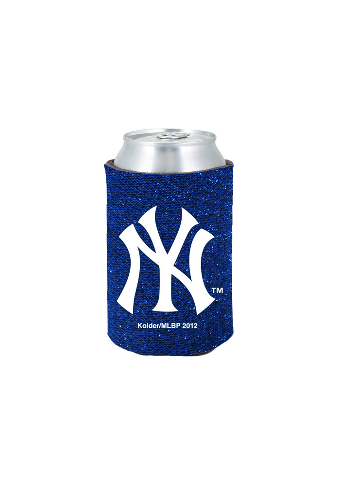 New York Yankees Glitter Can Coolie - Image 1