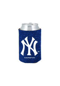 New York Yankees Glitter Can Coolie
