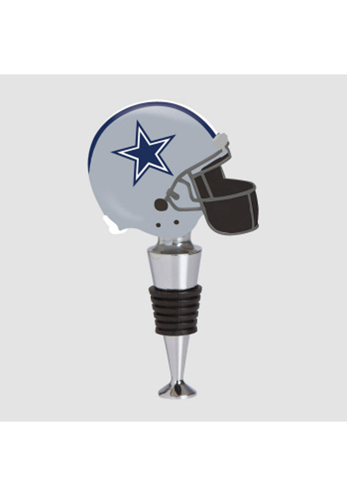 Dallas Cowboys Helmet Wine Stopper Wine Accessory - Image 1