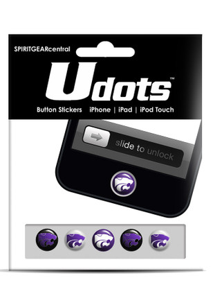 K-State Wildcats UDot Phone Cover