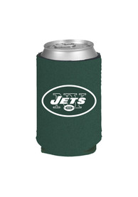 New York Jets Dark Green Can Coolie