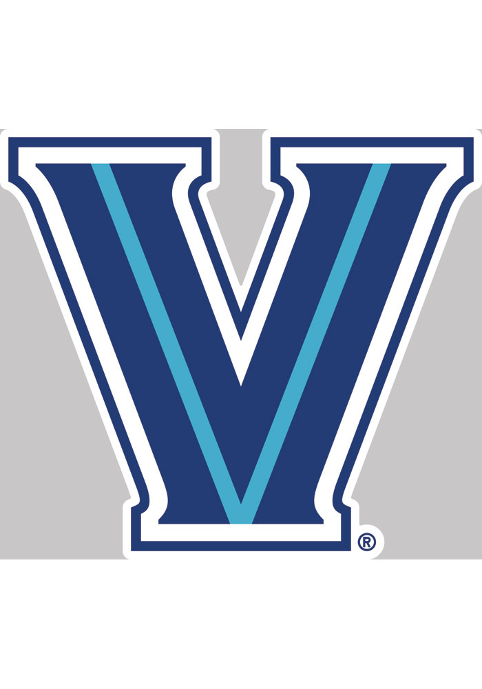 Villanova Wildcats 4x5 Logo Decal - Image 1