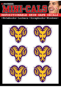 West Chester Golden Rams 6 Pack Tattoo