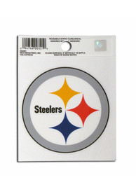 Pittsburgh Steelers Small Auto Static Cling