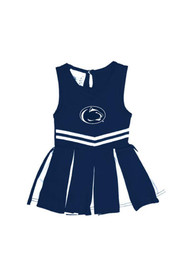 Penn State Nittany Lions Baby Logo Cheer Cheer - Navy Blue