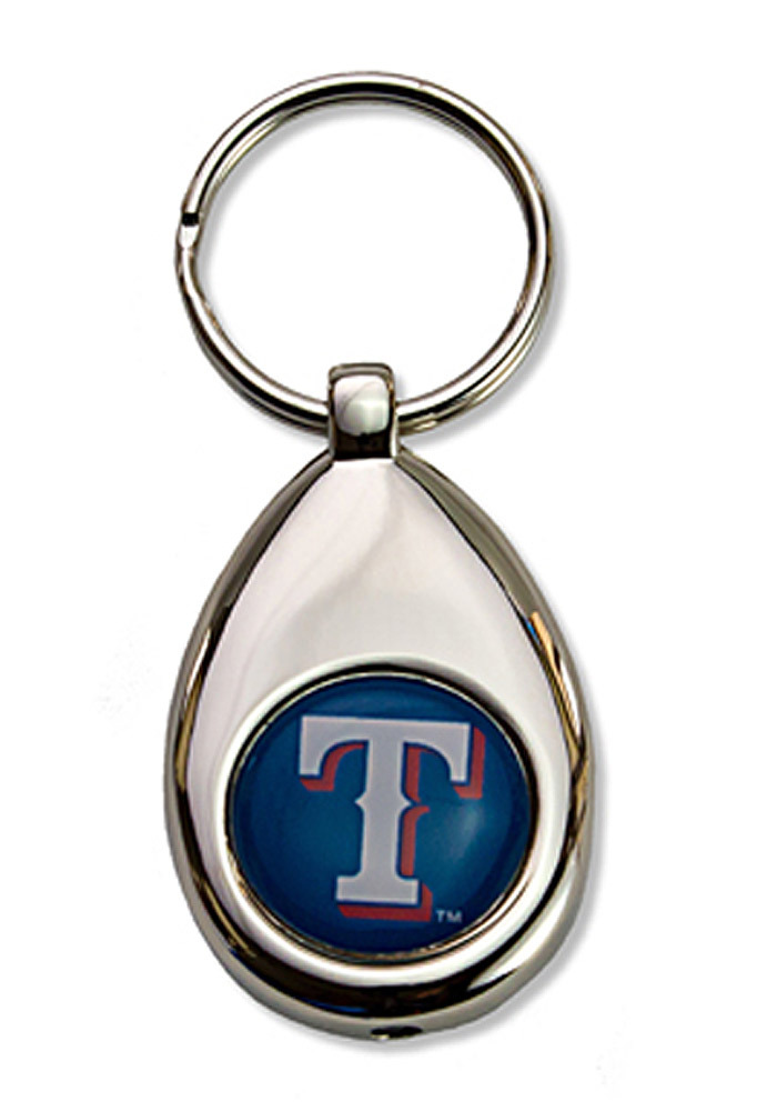 Texas Rangers Light Up Keychain - Image 1