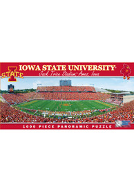 Iowa State Cyclones Stadium Panoramic Puzzle