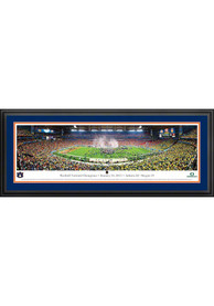Auburn Tigers BCS 2011 Panorama Deluxe Framed Posters