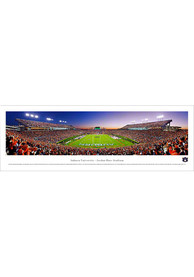 Auburn Tigers End Zone Panorama Unframed Poster