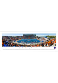 Boise State Broncos Panorama Unframed Poster