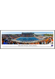 Boise State Broncos Panorama Framed Posters