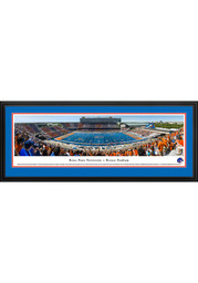 Boise State Broncos Panorama Deluxe Framed Posters