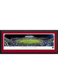 Boston College Eagles Football Panorama Deluxe Framed Posters