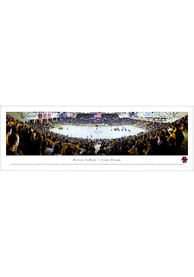 Boston College Eagles Hockey Panorama Unframed Poster