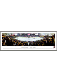 Boston College Eagles Hockey Panorama Framed Posters