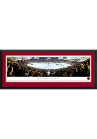 Boston College Eagles Hockey Panorama Deluxe Framed Posters