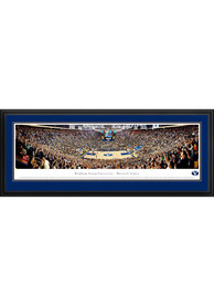 BYU Cougars Basketball Panorama Deluxe Framed Posters