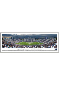 BYU Cougars Football Panorama Framed Posters