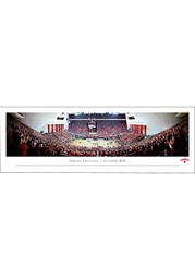 Indiana Hoosiers Basketball Panorama Unframed Poster