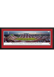 Oklahoma Sooners Football Panorama Deluxe Framed Posters