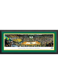 Oregon Ducks Basketball 2 Panorama Deluxe Framed Posters