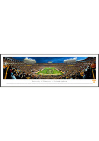 Tennessee Volunteers End Zone Panorama Framed Posters