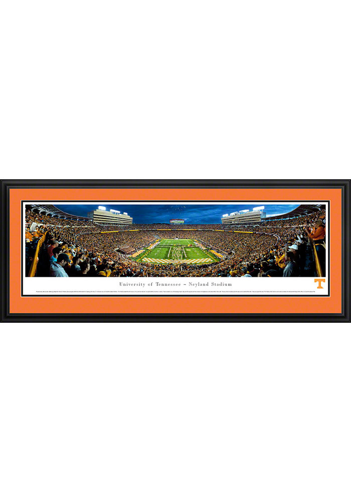 Tennessee Volunteers End Zone Panorama Deluxe Framed Posters