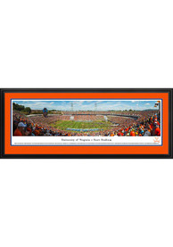 Virginia Cavaliers Football Panorama Deluxe Framed Posters