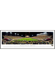Wake Forest Demon Deacons End Zone Panorama Framed Posters