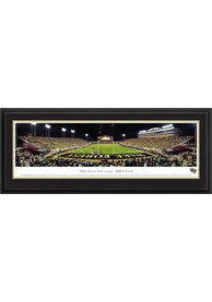 Wake Forest Demon Deacons End Zone Panorama Deluxe Framed Posters