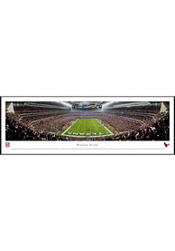 Houston Texans End Zone Panorama Framed Posters