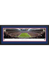 Houston Texans End Zone Panorama Deluxe Framed Posters