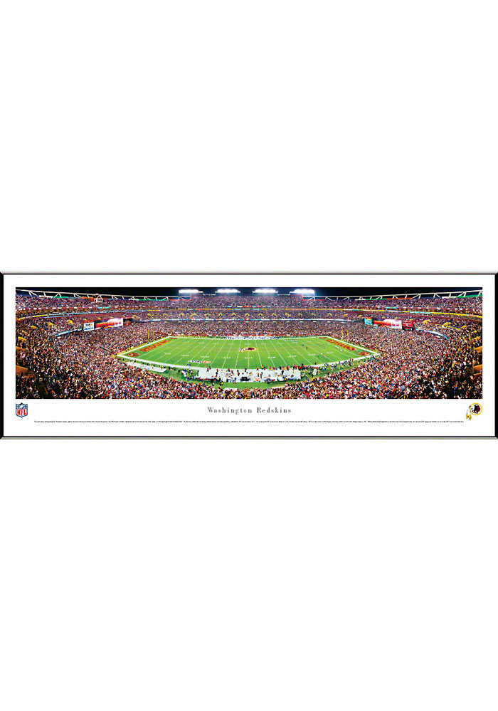 Washington Redskins Panorama Framed Posters