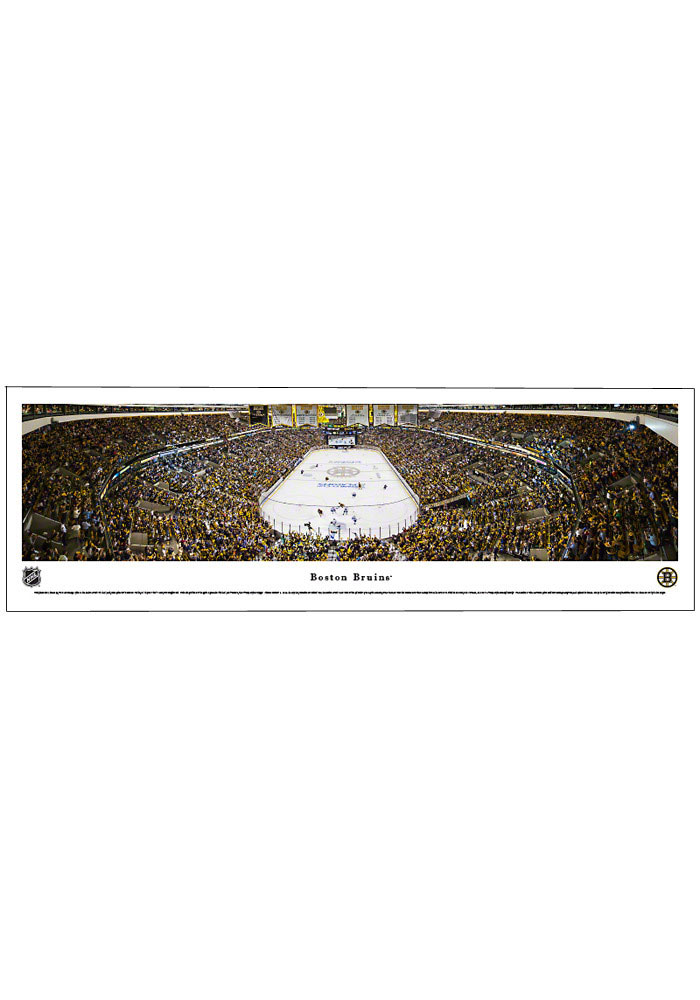 Boston Bruins Panorama 2 Unframed Poster - Image 1