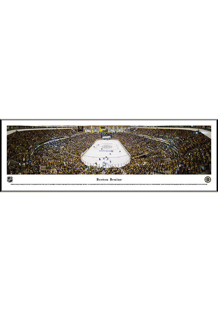 Boston Bruins Panorama 2 Framed Posters - Image 1