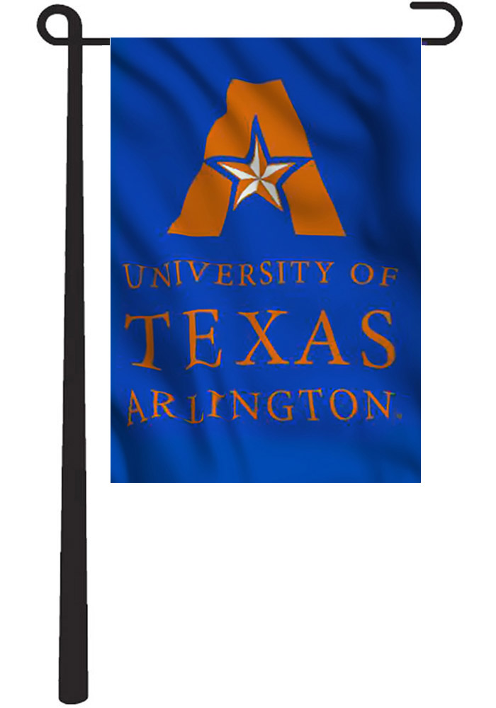 UTA Mavericks 13x18 Blue Garden Flag - Image 1