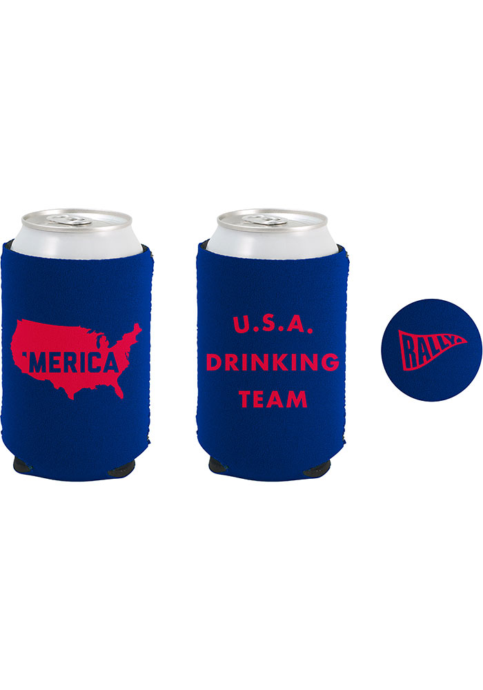 Team USA 12 oz USA Drinking Team - Merica Coolie